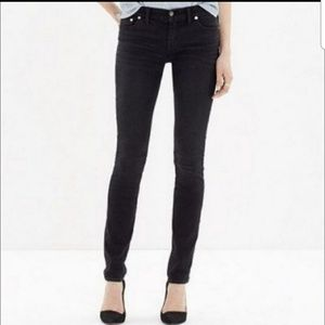 """NWOT Madewell """"Alley Straight"""" Jean"""